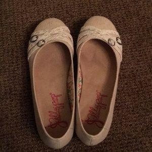Jellypop Shoes - Size 9 Jellypop Memory Foam Flat- New